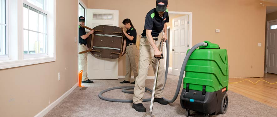 Marshall, MO residential restoration cleaning